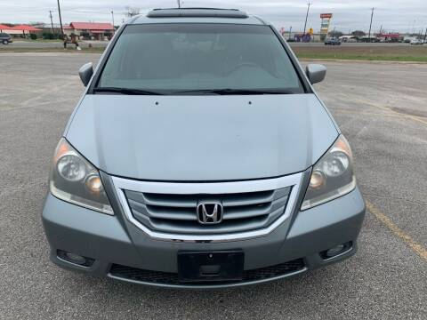 2010 Honda Odyssey for sale at AUTOS MY HOBBY in Converse TX