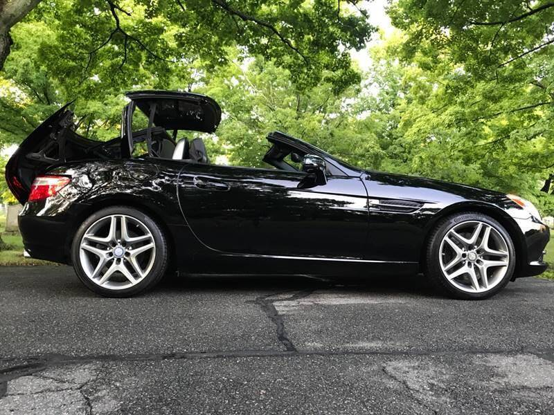 2012 Mercedes-Benz SLK for sale at Reynolds Auto Sales in Wakefield MA