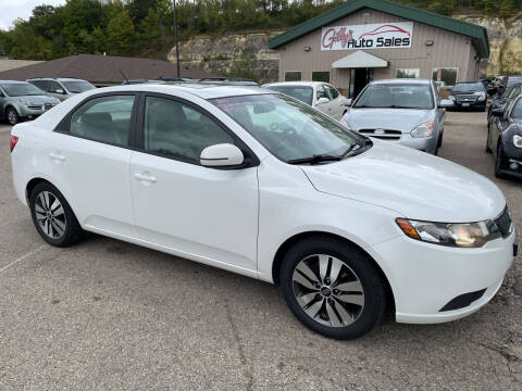 2013 Kia Forte for sale at Gilly's Auto Sales in Rochester MN