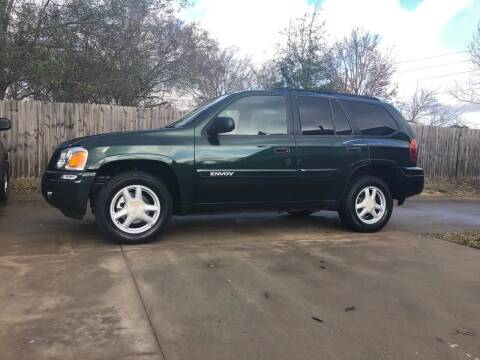 2004 GMC Envoy for sale at H3 Auto Group in Huntsville TX
