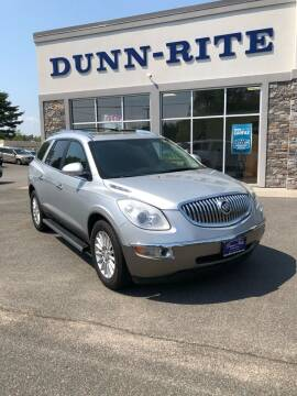 2011 Buick Enclave for sale at Dunn-Rite Auto Group in Kilmarnock VA