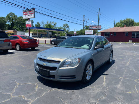 2009 Chevrolet Malibu for sale at Sam's Motor Group in Jacksonville FL