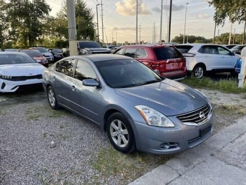 2012 Nissan Altima for sale at Brandon Mitsubishi in Tampa FL