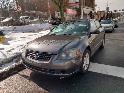 2005 Nissan Altima for sale at Brick City Affordable Cars in Newark NJ