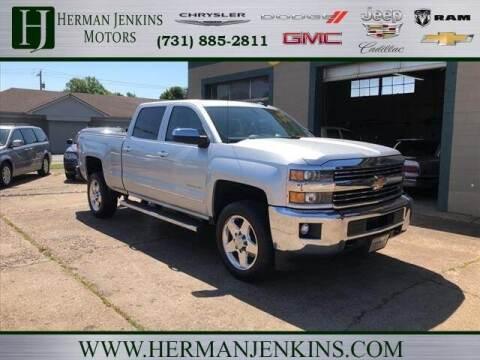 2015 Chevrolet Silverado 2500HD for sale at Herman Jenkins Used Cars in Union City TN