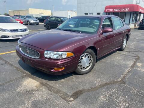 2003 Buick LeSabre for sale at Fine Auto Sales in Cudahy WI