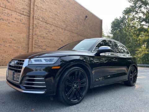 2018 Audi SQ5 for sale at Vantage Auto Wholesale in Moonachie NJ