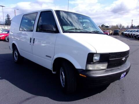 1997 Chevrolet Astro Cargo for sale at Delta Auto Sales in Milwaukie OR