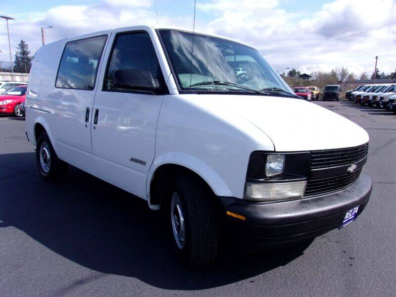 1997 Chevrolet Astro Cargo for sale in Milwaukie, OR