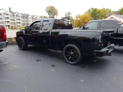 2010 Chevrolet Silverado 1500 for sale at R C Motors in Lunenburg MA