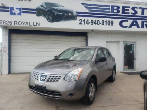 2009 Nissan Rogue for sale at Best Royal Car Sales in Dallas TX