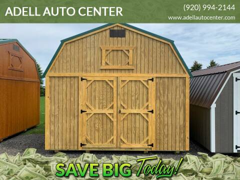 2020 DOUBLE H BUILDINGS 12x16 LOFTED BARN for sale at ADELL AUTO CENTER in Waldo WI
