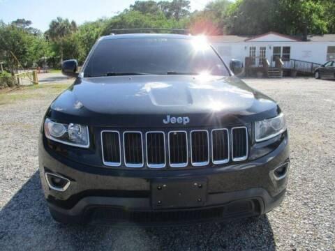 2014 Jeep Grand Cherokee for sale at Special Finance of Charleston LLC in Moncks Corner SC