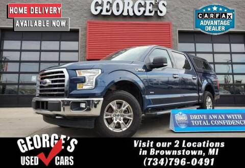 2017 Ford F-150 for sale at George's Used Cars - Pennsylvania & Allen in Brownstown MI