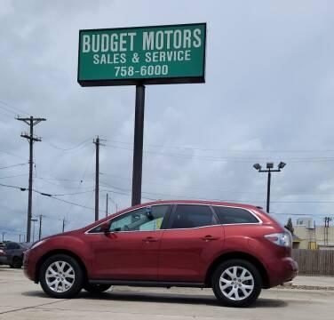 2008 Mazda CX-7 for sale at Budget Motors in Aransas Pass TX