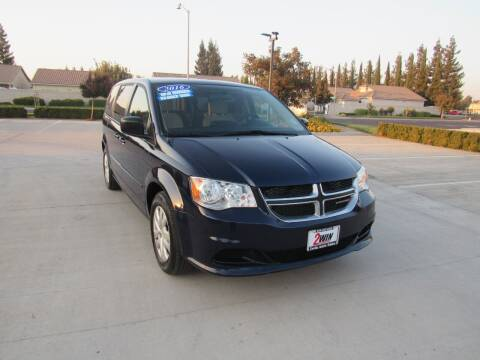 2016 Dodge Grand Caravan for sale at 2Win Auto Sales Inc in Oakdale CA