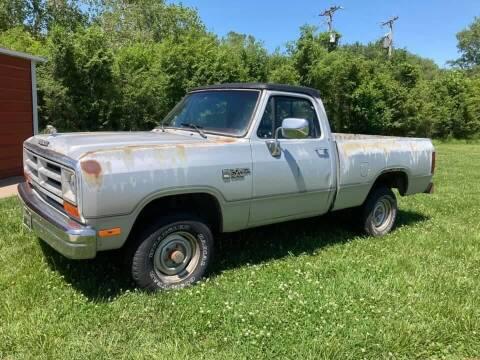 1990 Dodge RAM 150 for sale at Cordova Motors in Lawrence KS