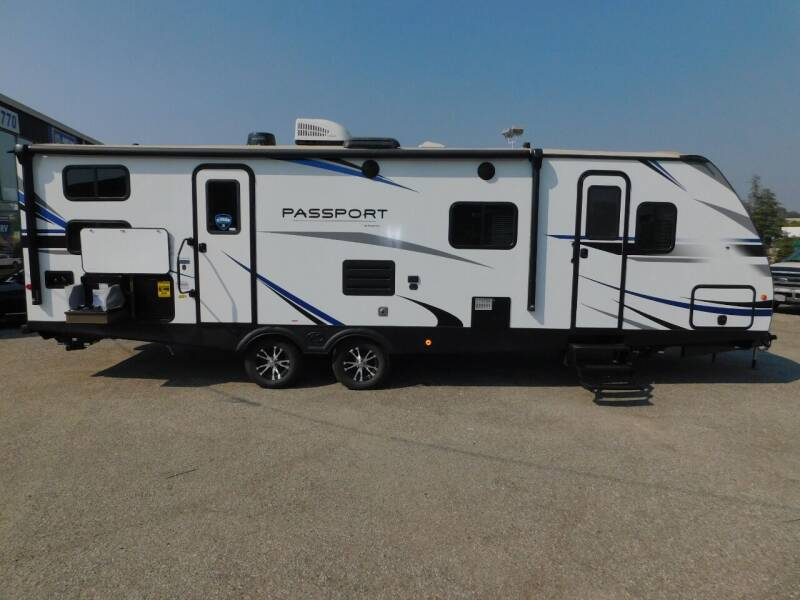 2021 Keystone PASSPORT for sale at Gold Country RV in Auburn CA