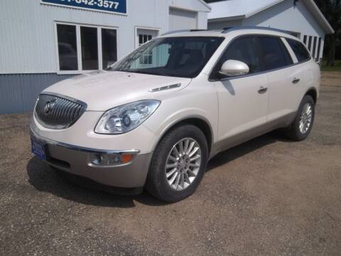 2008 Buick Enclave for sale at Wieser Auto INC in Wahpeton ND