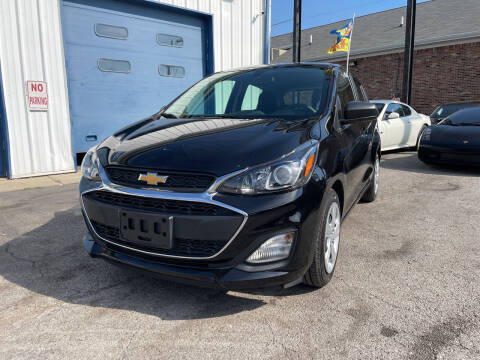 2020 Chevrolet Spark for sale at Pulse Autos Inc in Indianapolis IN
