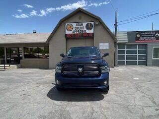 2014 RAM Ram Pickup 1500 for sale at Utah Credit Approval Auto Sales in Murray UT