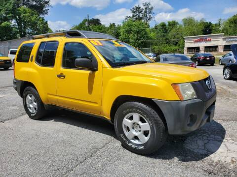 2007 Nissan Xterra for sale at Import Plus Auto Sales in Norcross GA