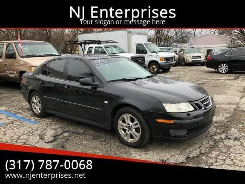 2006 Saab 9-3 for sale at NJ Enterprises in Indianapolis IN