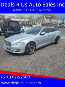 2011 Jaguar XJ for sale at Deals R Us Auto Sales Inc in Lansdowne PA