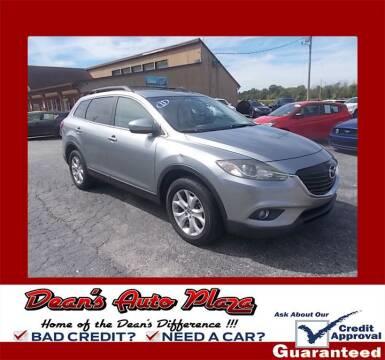 2013 Mazda CX-9 for sale at Dean's Auto Plaza in Hanover PA