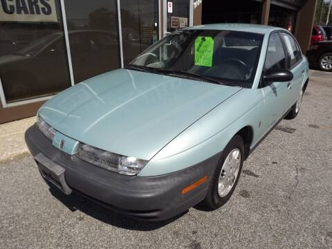 1997 Saturn S-Series for sale at Arko Auto Sales in Eastlake OH