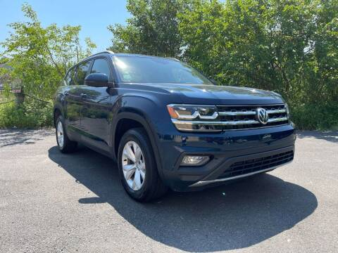 2019 Volkswagen Atlas for sale at US Auto Network in Staten Island NY
