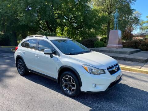 2014 Subaru XV Crosstrek for sale at BOOST AUTO SALES in Saint Charles MO