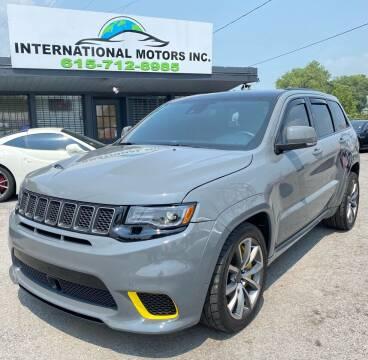 2019 Jeep Grand Cherokee for sale at International Motors Inc. in Nashville TN
