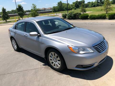 2013 Chrysler 200 for sale at Nice Cars in Pleasant Hill MO
