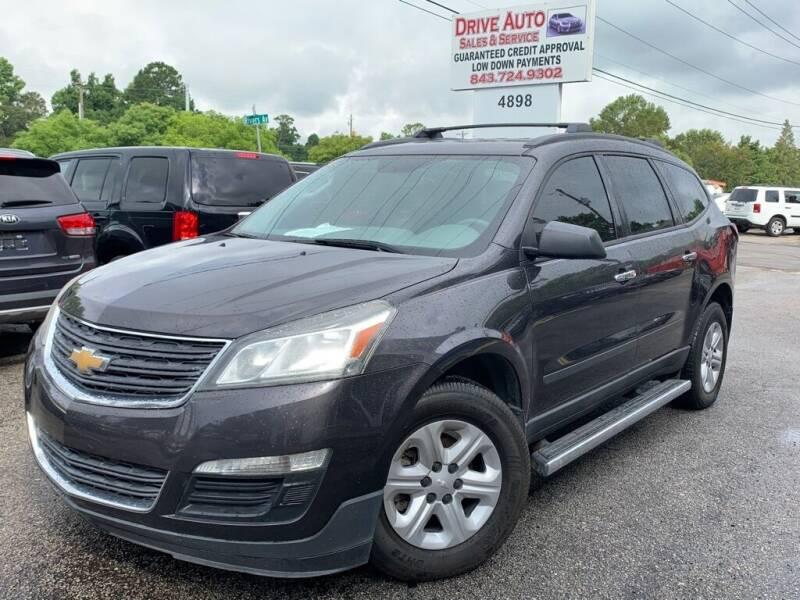 2014 Chevrolet Traverse for sale at Drive Auto Sales & Service, LLC. in North Charleston SC