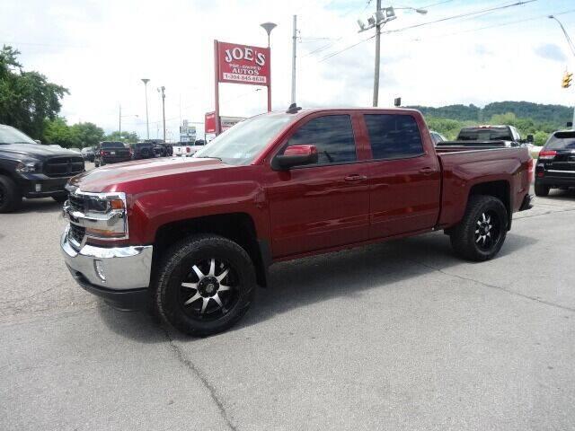 2016 Chevrolet Silverado 1500 for sale at Joe's Preowned Autos in Moundsville WV