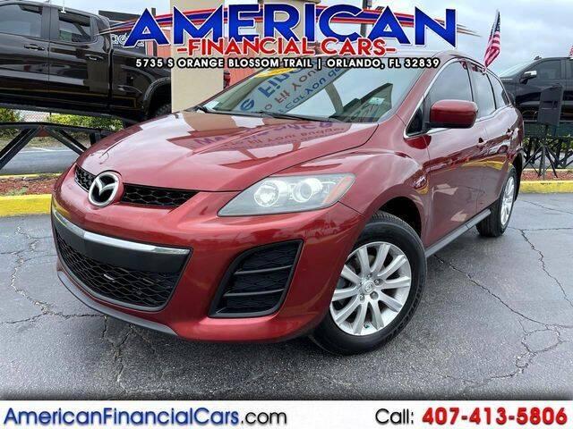 2010 Mazda CX-7 for sale in Orlando, FL