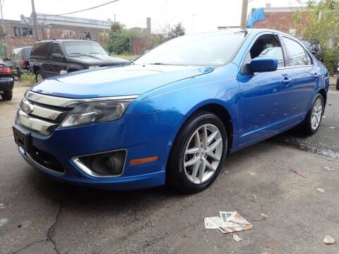 2012 Ford Fusion for sale at Dan Kelly & Son Auto Sales in Philadelphia PA
