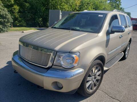 2008 Chrysler Aspen for sale at speedy auto sales in Indianapolis IN