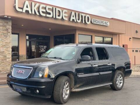 2008 GMC Yukon XL for sale at Lakeside Auto Brokers Inc. in Colorado Springs CO