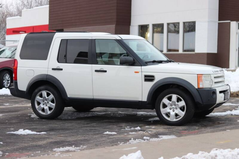 2006 Land Rover LR3 for sale at AutoLink in Dubuque IA