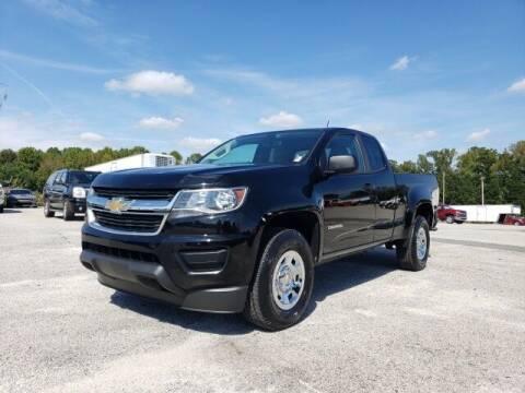2018 Chevrolet Colorado for sale at Hardy Auto Resales in Dallas GA