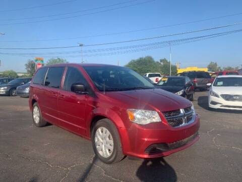 2015 Dodge Grand Caravan for sale at Curry's Cars Powered by Autohouse - Brown & Brown Wholesale in Mesa AZ