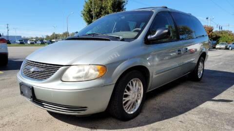 2003 Chrysler Town and Country for sale at Tri City Auto Mart in Lexington KY