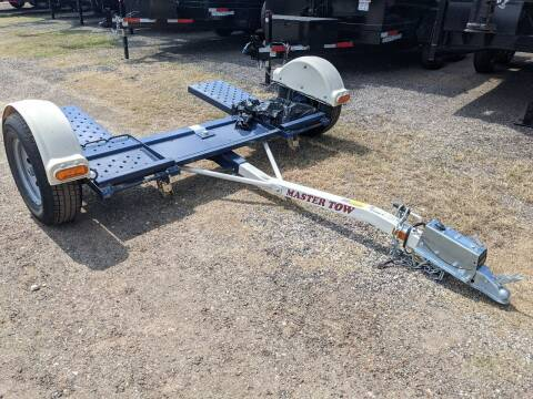 2021 Master Tow 80THD for sale at Park and Sell - Trailers in Conroe TX