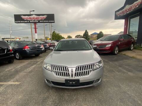 2011 Lincoln MKZ for sale at Washington Auto Group in Waukegan IL