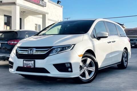 2020 Honda Odyssey for sale at Fastrack Auto Inc in Rosemead CA
