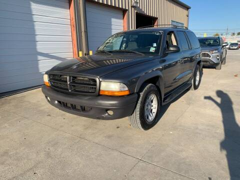 2003 Dodge Durango for sale at Bayou Motors Inc in Houma LA