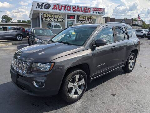 2016 Jeep Compass for sale at Mo Auto Sales in Fairfield OH