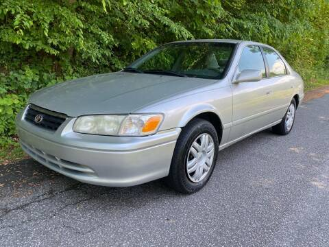 2001 Toyota Camry for sale at Lenoir Auto in Lenoir NC
